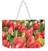Rising Spring Weekender Tote Bag
