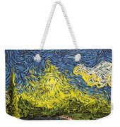 Rising Above Weekender Tote Bag