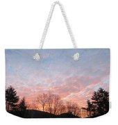 Rising Beauty Weekender Tote Bag