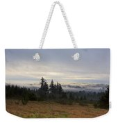 Rising From The Mist Weekender Tote Bag