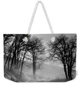 Rising Mists In The Bald Hills Weekender Tote Bag