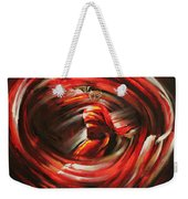 Rising Sun Weekender Tote Bag by Karina Llergo