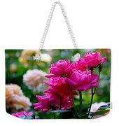 Rittenhouse Square Roses Weekender Tote Bag