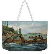 Rival Fur Traders  Weekender Tote Bag