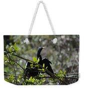 River Bird Weekender Tote Bag