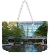 River Boating  Weekender Tote Bag