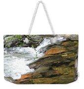River Flow Weekender Tote Bag
