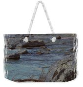 River Flows Weekender Tote Bag