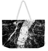 River In The Cliff Weekender Tote Bag