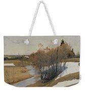 River Kordonka Weekender Tote Bag