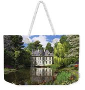 River Mansion Weekender Tote Bag by Dominic Davison