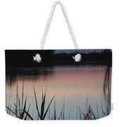 River Murray Sunset Series 2 Weekender Tote Bag