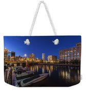 River Nights Weekender Tote Bag