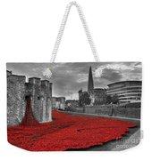 River Of Blood  Weekender Tote Bag
