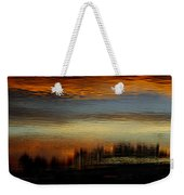 River Of Sky Weekender Tote Bag