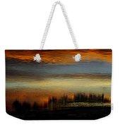 River Of Sky Weekender Tote Bag