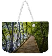 River Of Souls Weekender Tote Bag