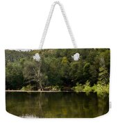 River Reflections I Weekender Tote Bag