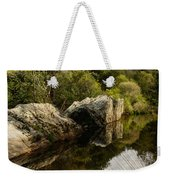 River Reflections II Weekender Tote Bag