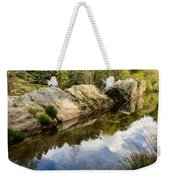 River Reflections IIi Weekender Tote Bag by Marco Oliveira