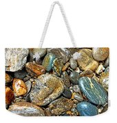 River Rocks 14 Weekender Tote Bag