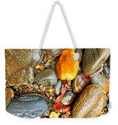 River Rocks 8 Weekender Tote Bag