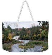 River Run Weekender Tote Bag