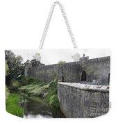 River Suir And Cahir Castle Weekender Tote Bag