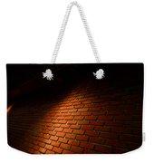 River Walk Brick Wall Weekender Tote Bag