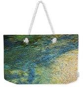 River Water 1 Weekender Tote Bag