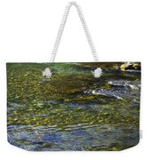 River Water 2 Weekender Tote Bag