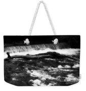 River Wye - England Weekender Tote Bag