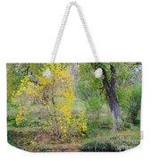 Riverbank Colors Weekender Tote Bag