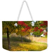 Riverbend Orchard Weekender Tote Bag
