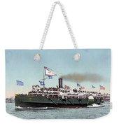 Riverboat, C1900 Weekender Tote Bag