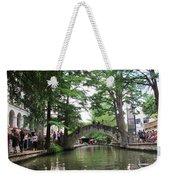 Riverboat View Weekender Tote Bag
