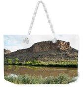 River's Rough Bluff Weekender Tote Bag