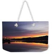 Riverscape Weekender Tote Bag