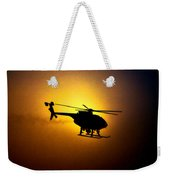 Riverside Ca Pd Air Support Weekender Tote Bag