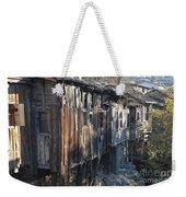 Riverside Houses  Weekender Tote Bag