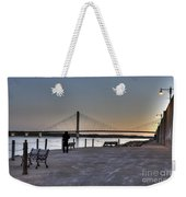 Riverwalk Weekender Tote Bag