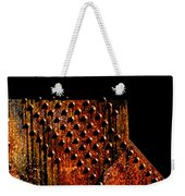 Rivets Number Two Weekender Tote Bag by Bob Orsillo