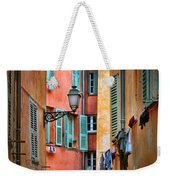 Riviera Alley Weekender Tote Bag