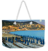 Riviera Full Moon Weekender Tote Bag