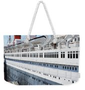 Rms Queen Mary Weekender Tote Bag