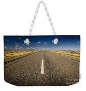 Road Ahead Weekender Tote Bag by Tim Hester