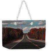 Road Ahead Weekender Tote Bag