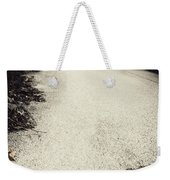 Road Less Traveled Weekender Tote Bag