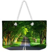 Road Pictures Weekender Tote Bag
