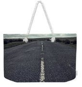 Road To The Clouds Weekender Tote Bag